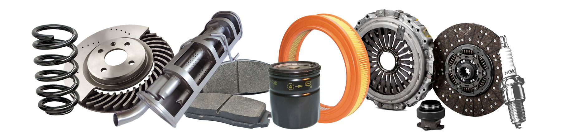 Car Parts and Components