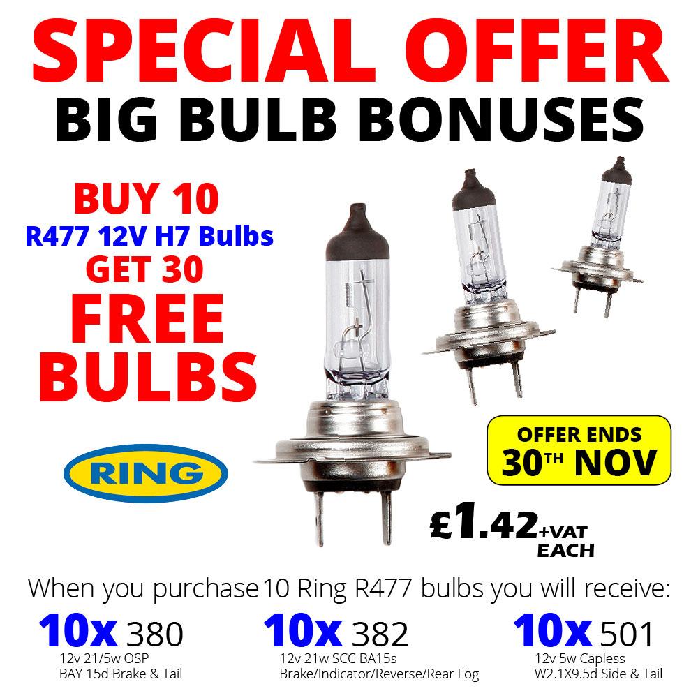 Big Bulb Bonuses