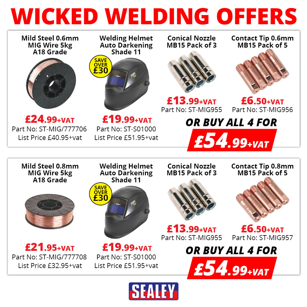 EU Wicked Welding Offers