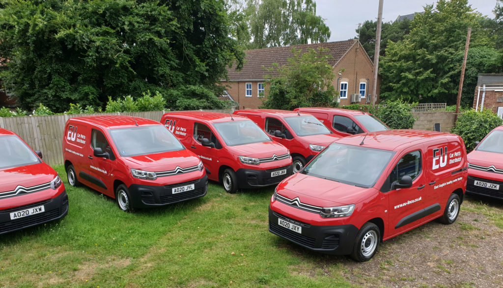 New 2020 Vans for EU