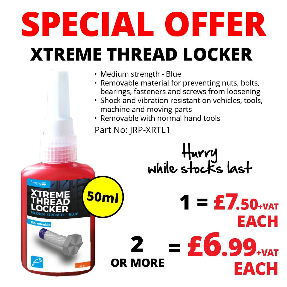 EU Xtreme Thread Locker