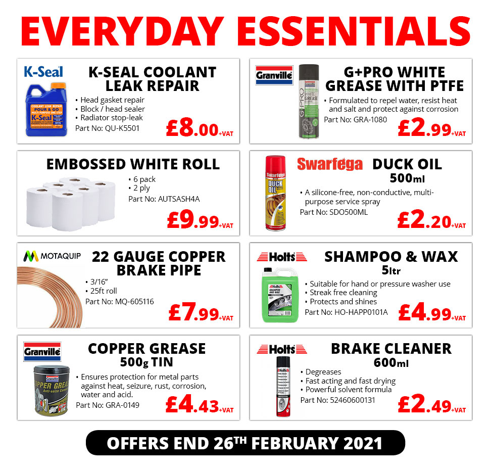 EU Everyday Essentials