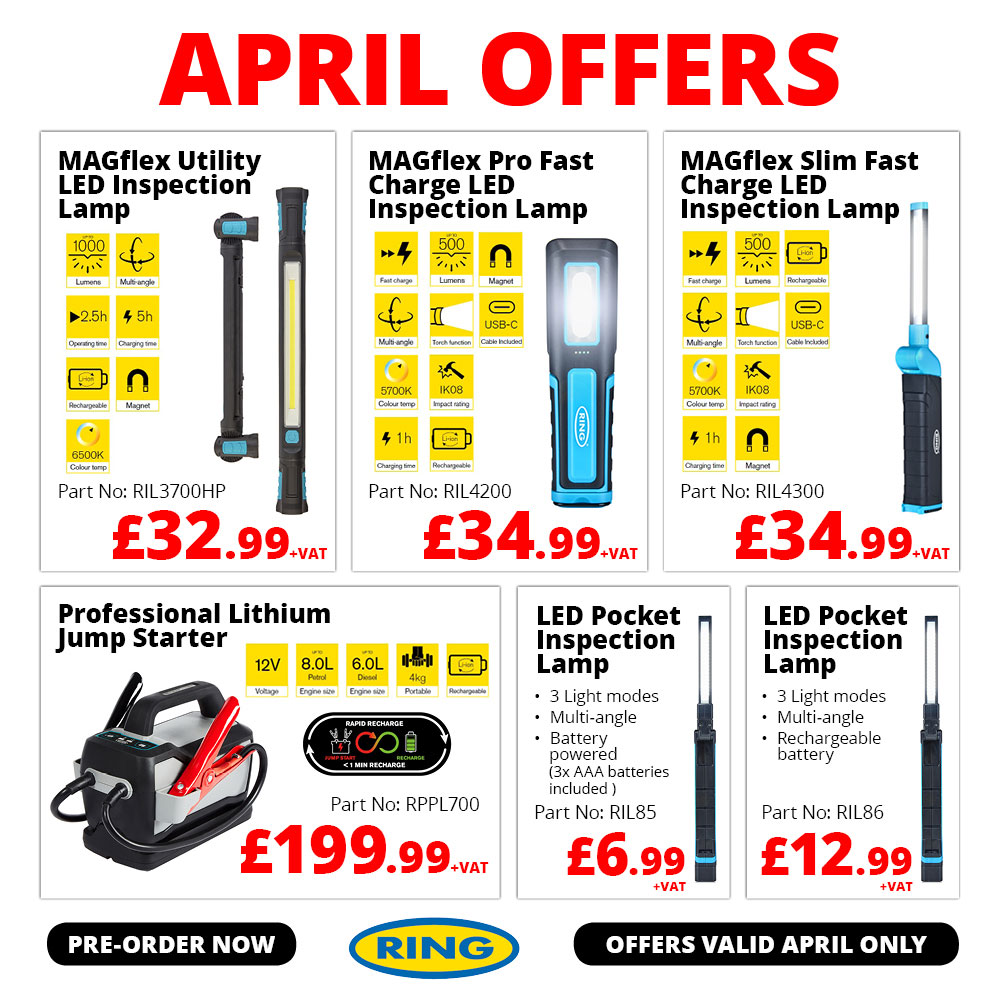 Linco Monthly Offers - April 2021